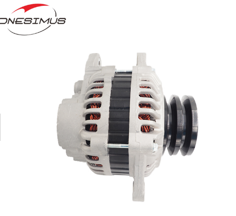 Auto spare parts car alternator 12V 90A for 4M40 engine sale