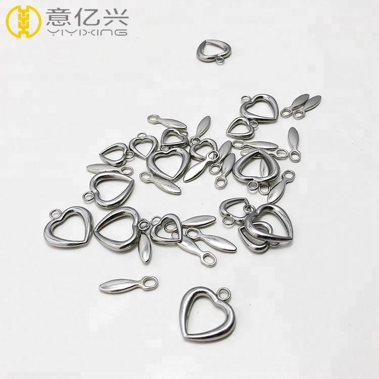 Handbag Alloy logo zinc metal logo charm badge ring pull zipper slider sale