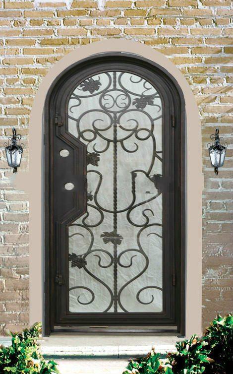 NC-nd1056 Custom Wine Cellar Door Design