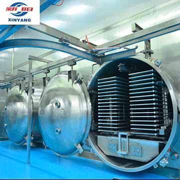 Freeze dryer - Shenyang Aero Sapce Xinyang Quick Freezing