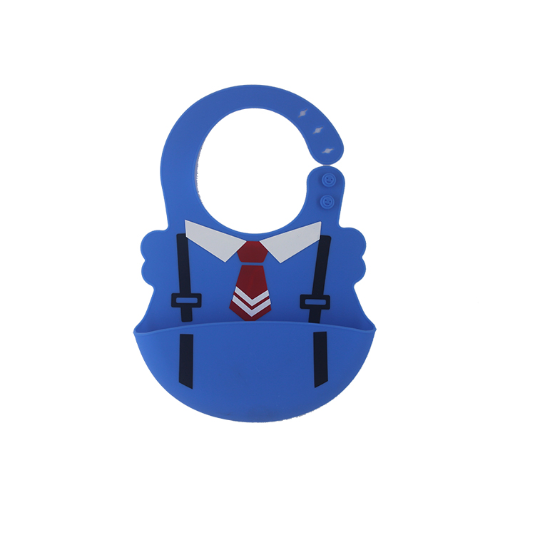 JMB-1 China Factory Low Price Silicone Bibs For Baby for sale