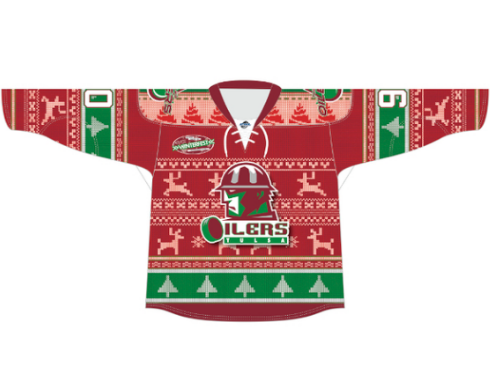 Christmas Jersey Design.Unique Embroidery Design Christmas Hockey Jerseys Trousers