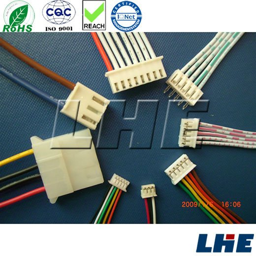 motor cable assembly Motorcycle Wiring Harness Electronic Battery Bicycle for sale