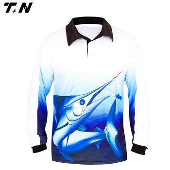 Cheap long sleeve shirts mens fishing shirts fishing wear for sale