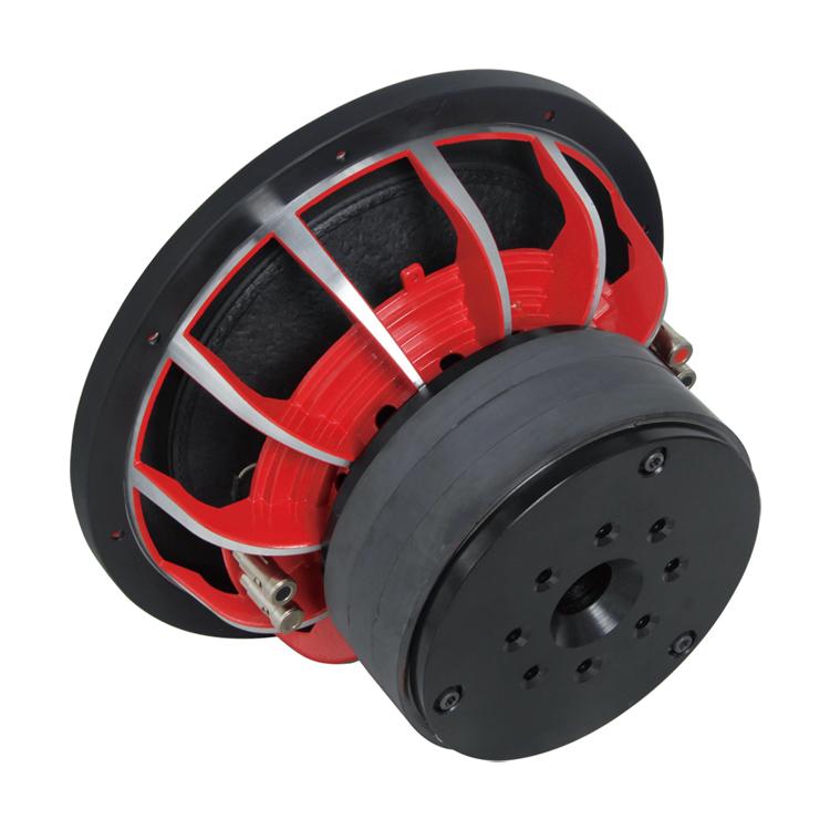 12 15 inch subwoofer motor with triple magnet subwoofer car audio speaker for sale