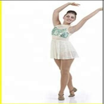 Hot girls sunshine active ballet tutu dress for stage performance,cute ballet performance costumes for children 2690 for sale