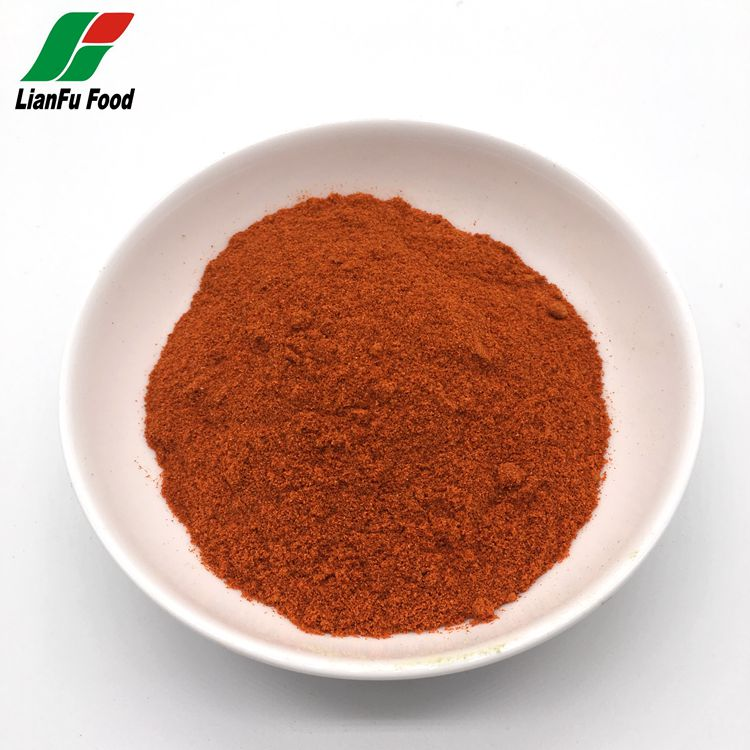 A Grade dehydrated red bell pepper powder for sale