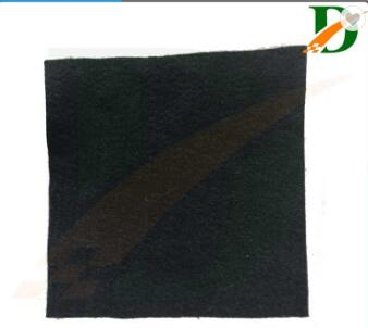 Needle punched polyester short fiber non-woven geotextile price for sale