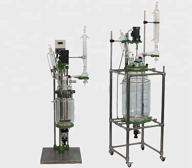 2018 Linbel Chemical Glass Reactor 50L in Lab for sale