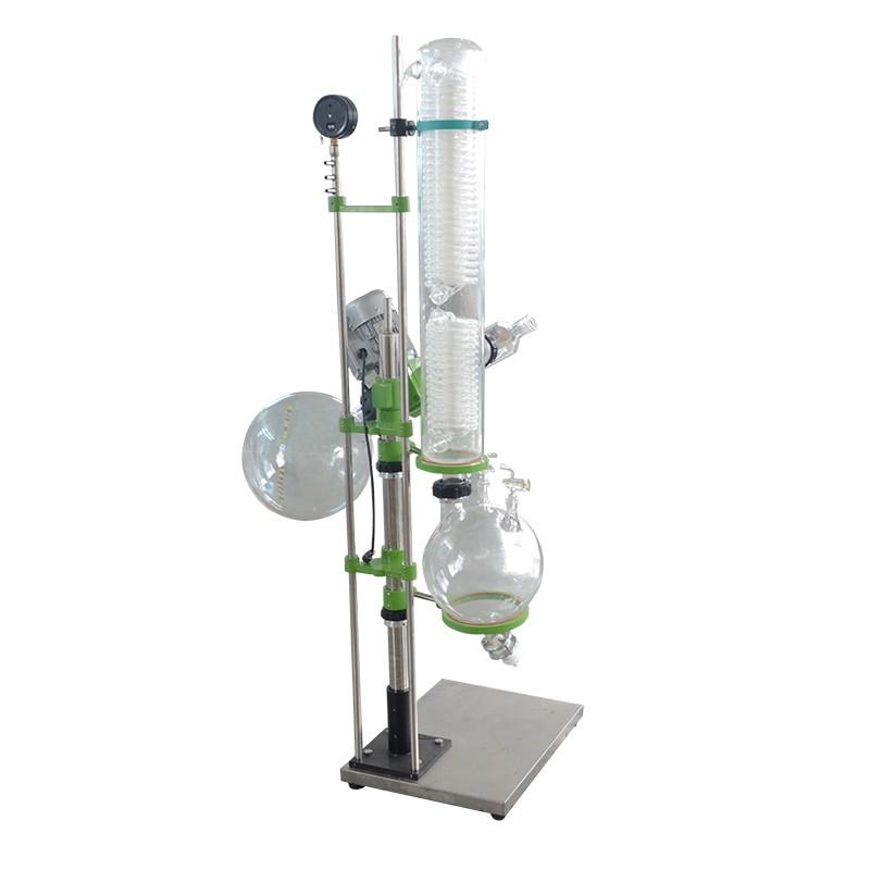 5L/6L Vacuum Rotary Evaporator in lab for sale