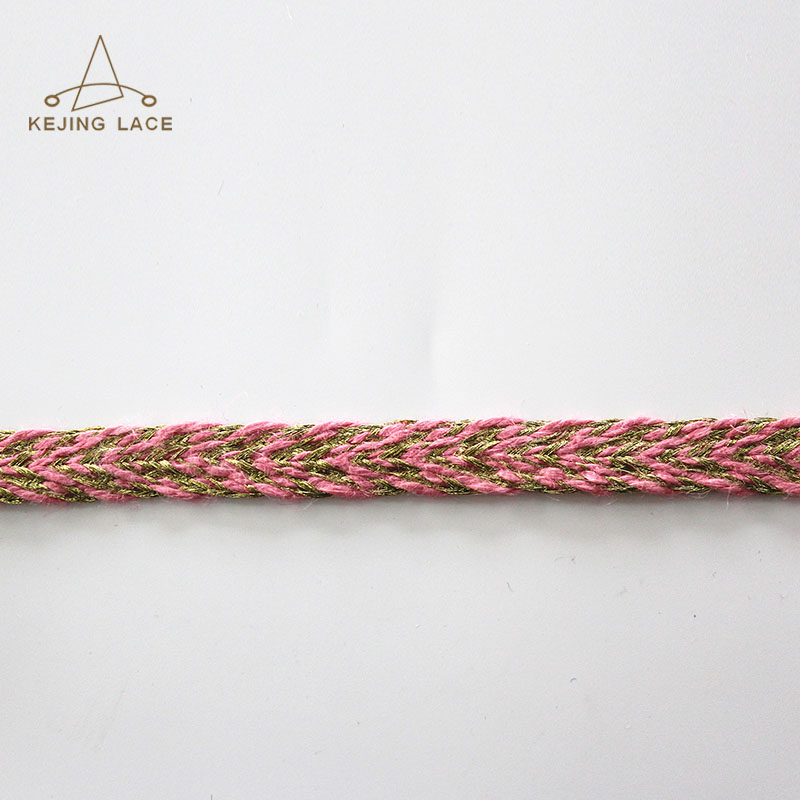 Wholesale Decorative Trim Natural Jute Ribbon for sale