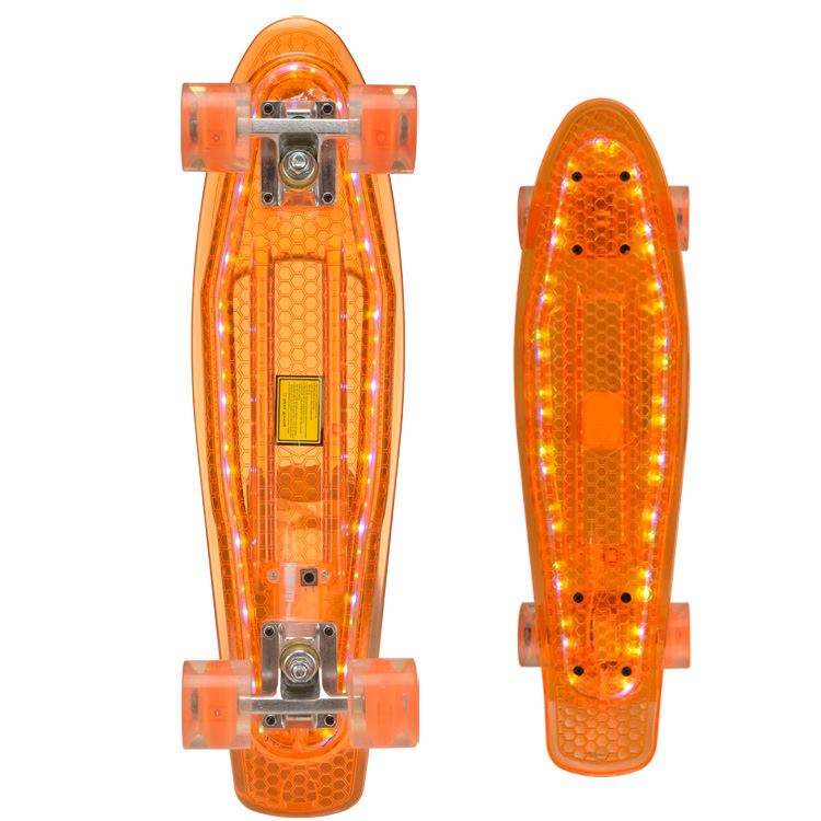 Custom Design Abec-7 Bearing Durable Skateboard Longboard for sale