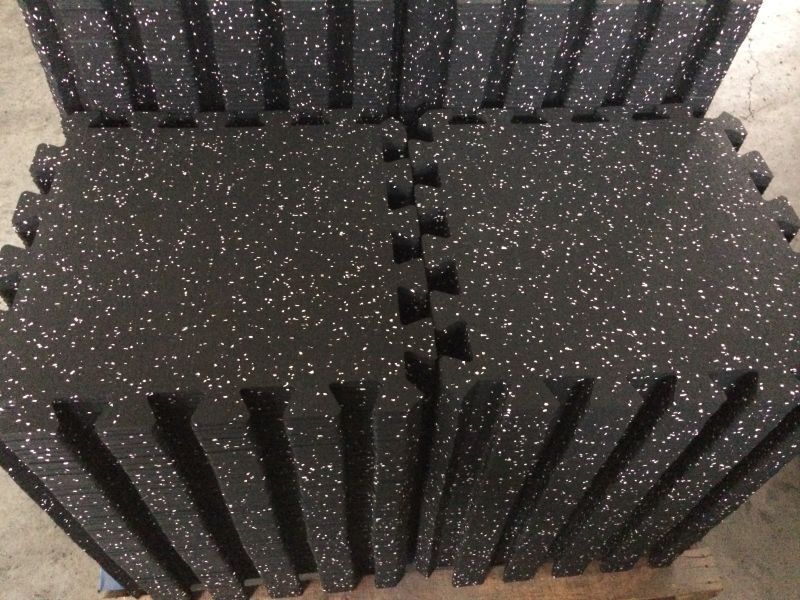 Most Popular Gym Used EPDM Rubber Flooring with Cheap for sale