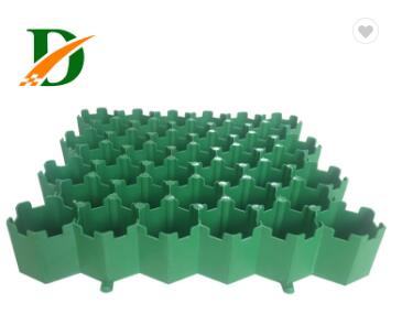 HDPE roads planting and parking lot grass grid for sale
