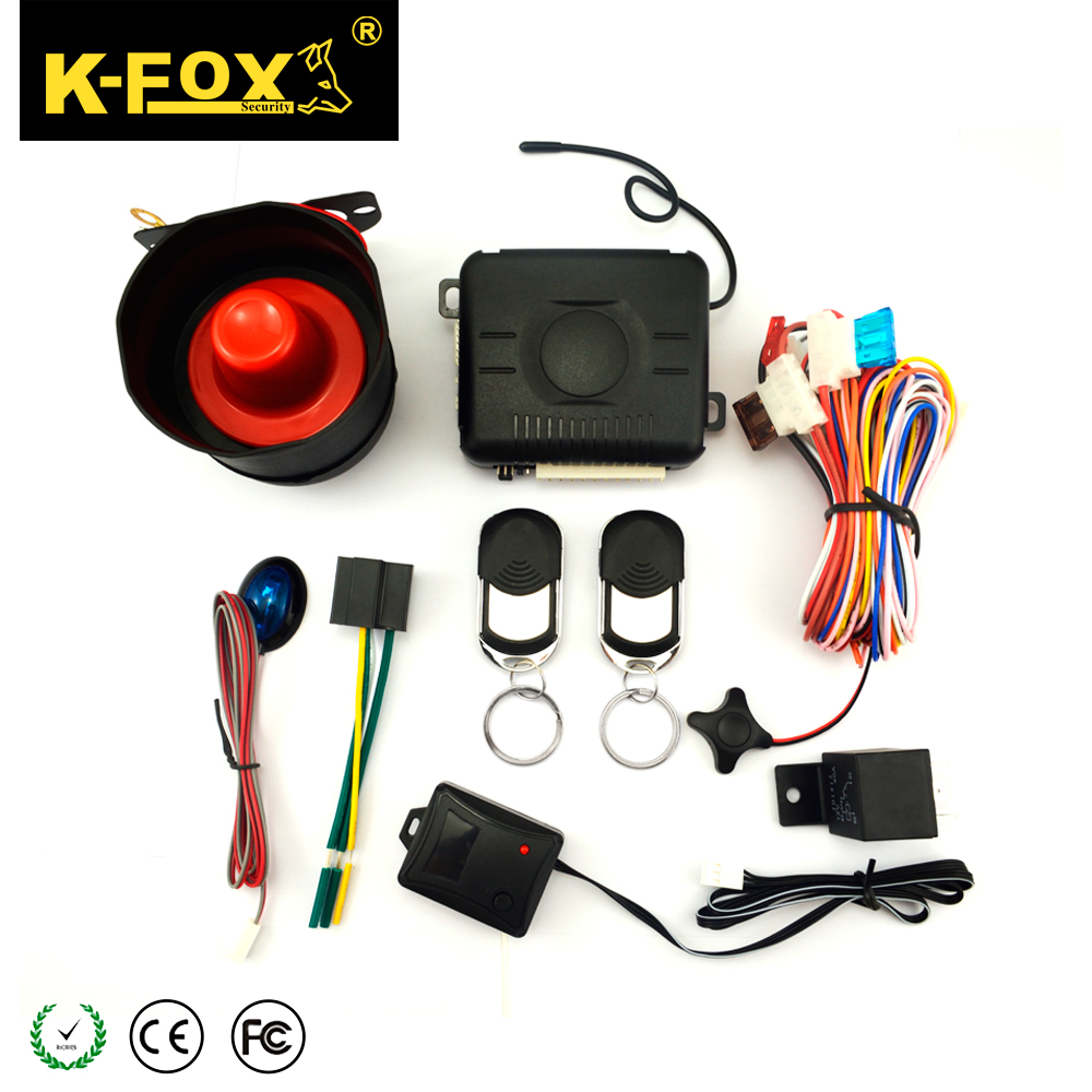 Full function car alarm system sale
