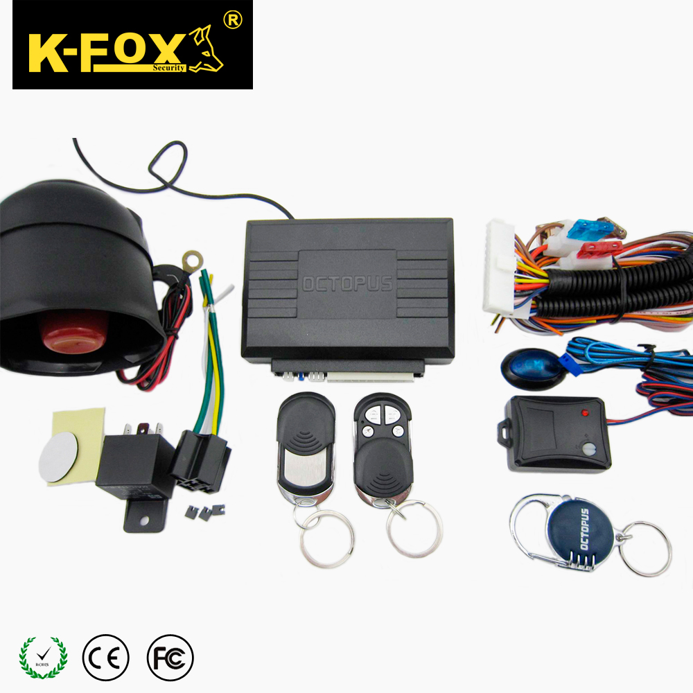 octopus car alarm system KD3000 sale