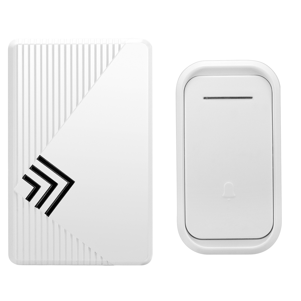 Forecum-10 long distance remote control 36 music ABS material electric wireless doorbell