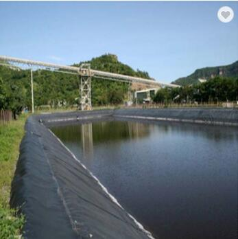 Fish pond liner 1mm hdpe geomembrane liner FOR SALE