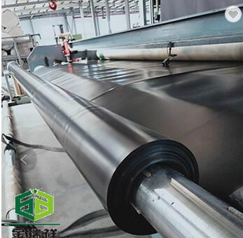 ASTM standard 1mm hdpe geomembrane dam liner FOR SALE