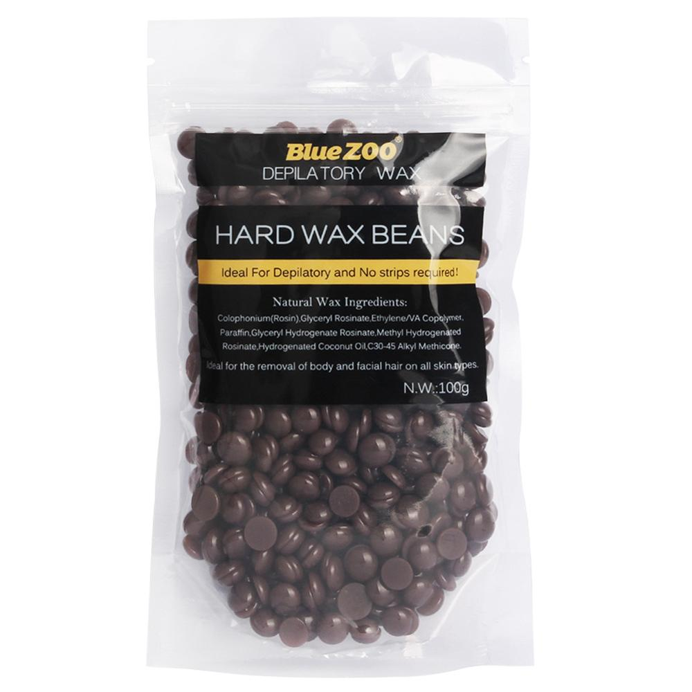 High Quality Factory 10 Flavors Depilatory Hard Wax Beans for sale