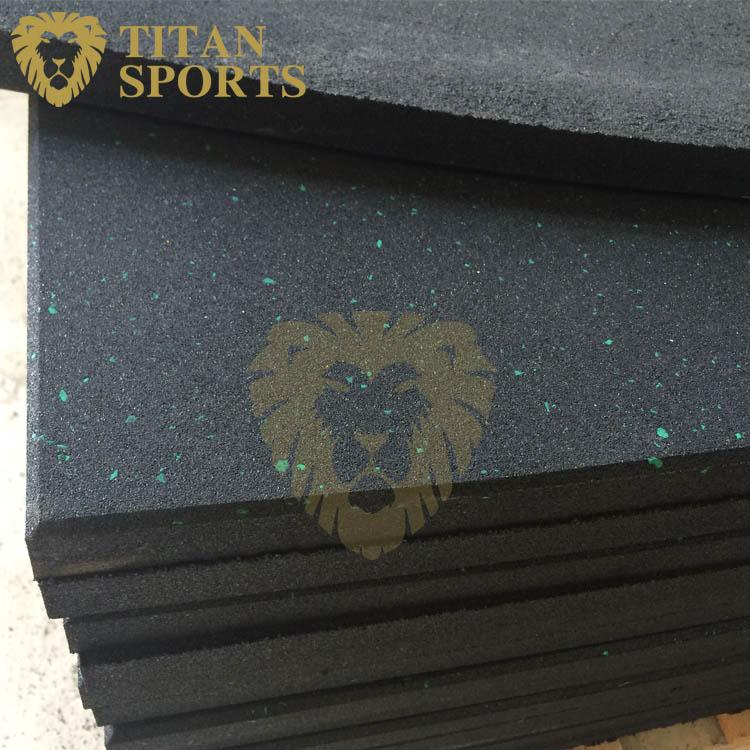 Wholesale noise proof Gym Flooring Rubber Floor Matting for sale