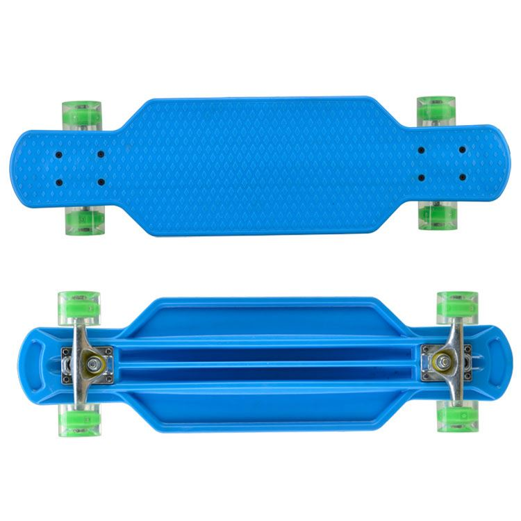 Factory Supply Reasonable Price Colorful Aluminum Truck Baby Prices Skateboard for sale