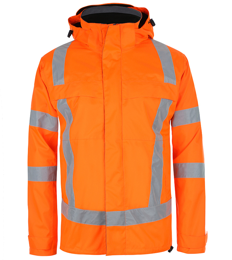 construction Railroad safety fireman work wear uniform for man on Sale