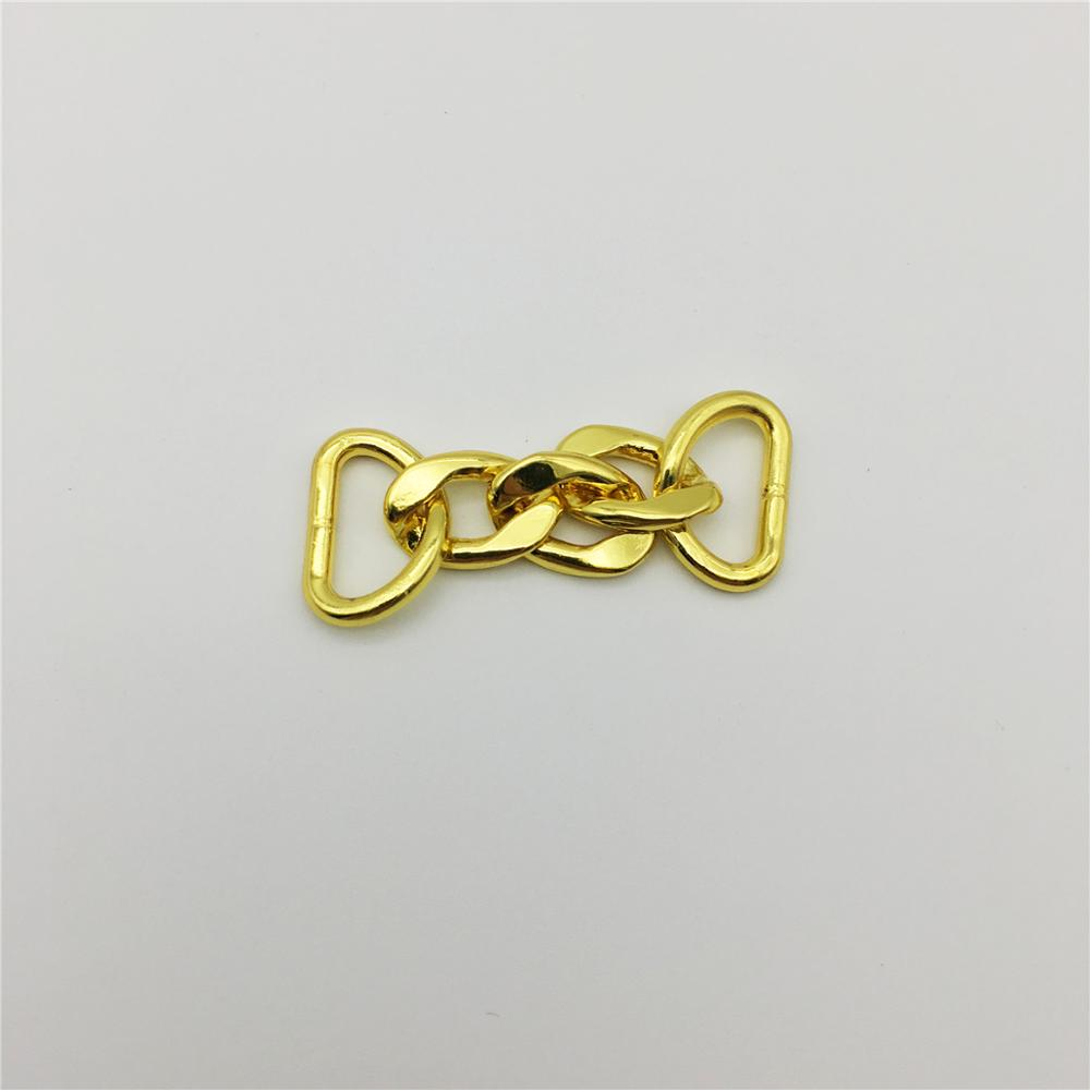 Metal Swimwear Accessories Flat Ring for sale
