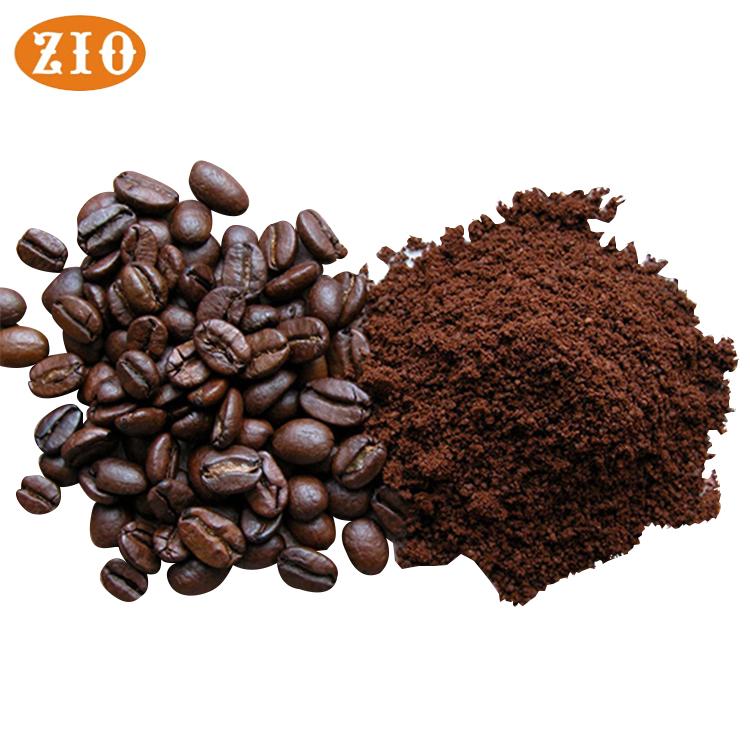 Hot label coffee scrub body organic, coconut coffee body scrub for sale