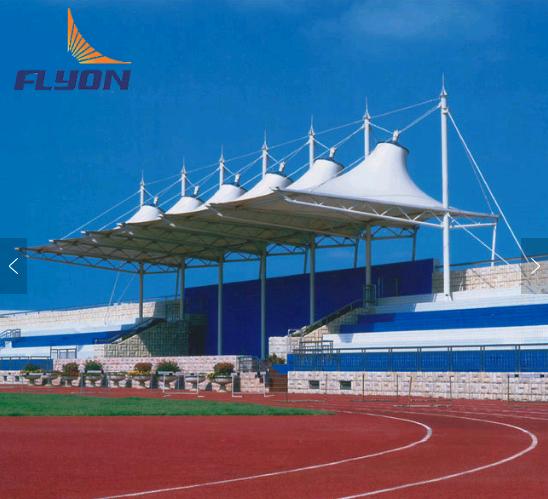 ETFE stadium tent membrane structure tent architecture structure frame tent sale