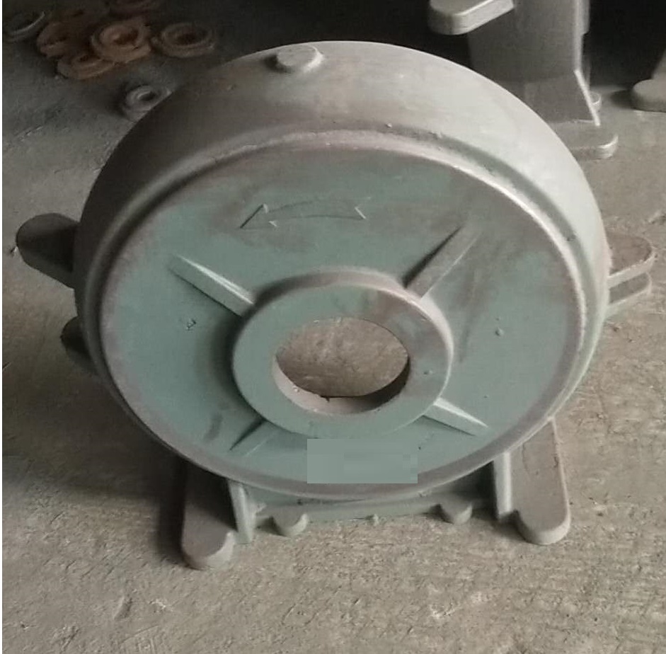 Sand Casting OEM Cast Iron/Alloy Steel HT200 Casing Products sale