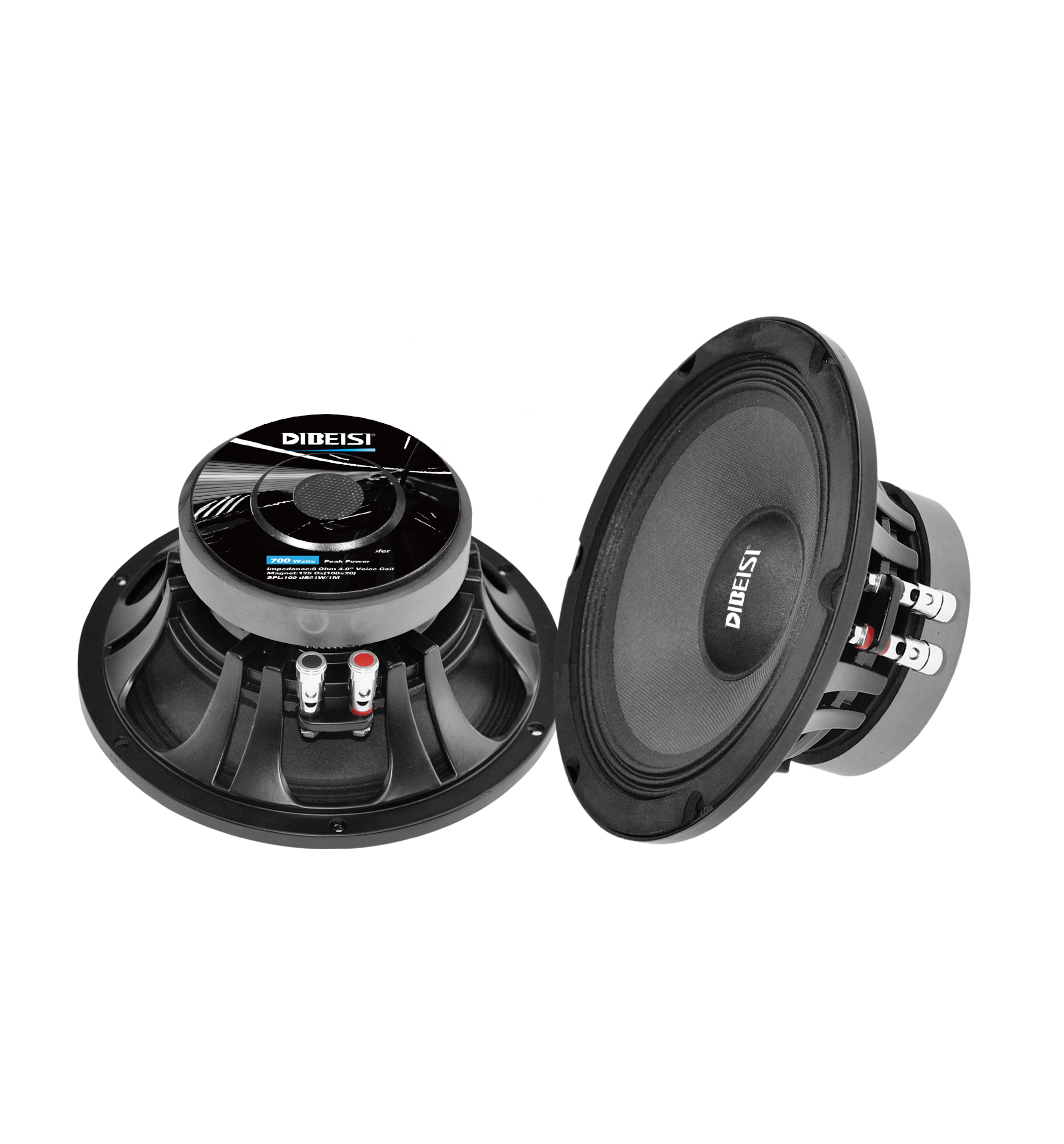WHOLESALE CHEAP 8 INCH 400W 10 INCH 500W 12 INCH 800W 15 INCH 1000W 18 INCH 1400W ALUMINUM BASKET SUBWOOFER PA8005 for sale