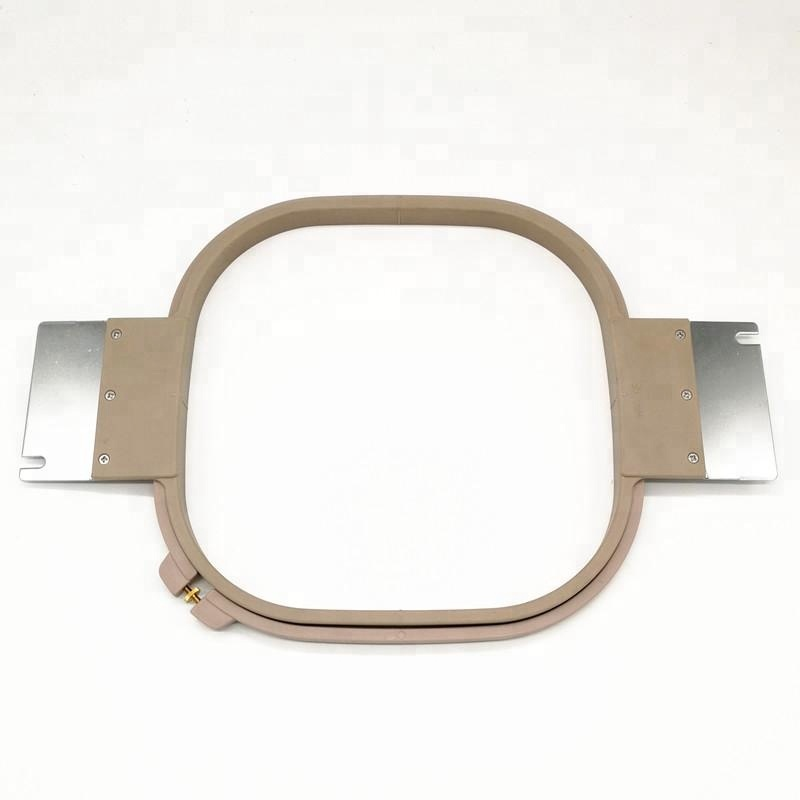 Industrial SWF embroidery machine parts large plastic hoop and frame 24x24cm length 395mm sale