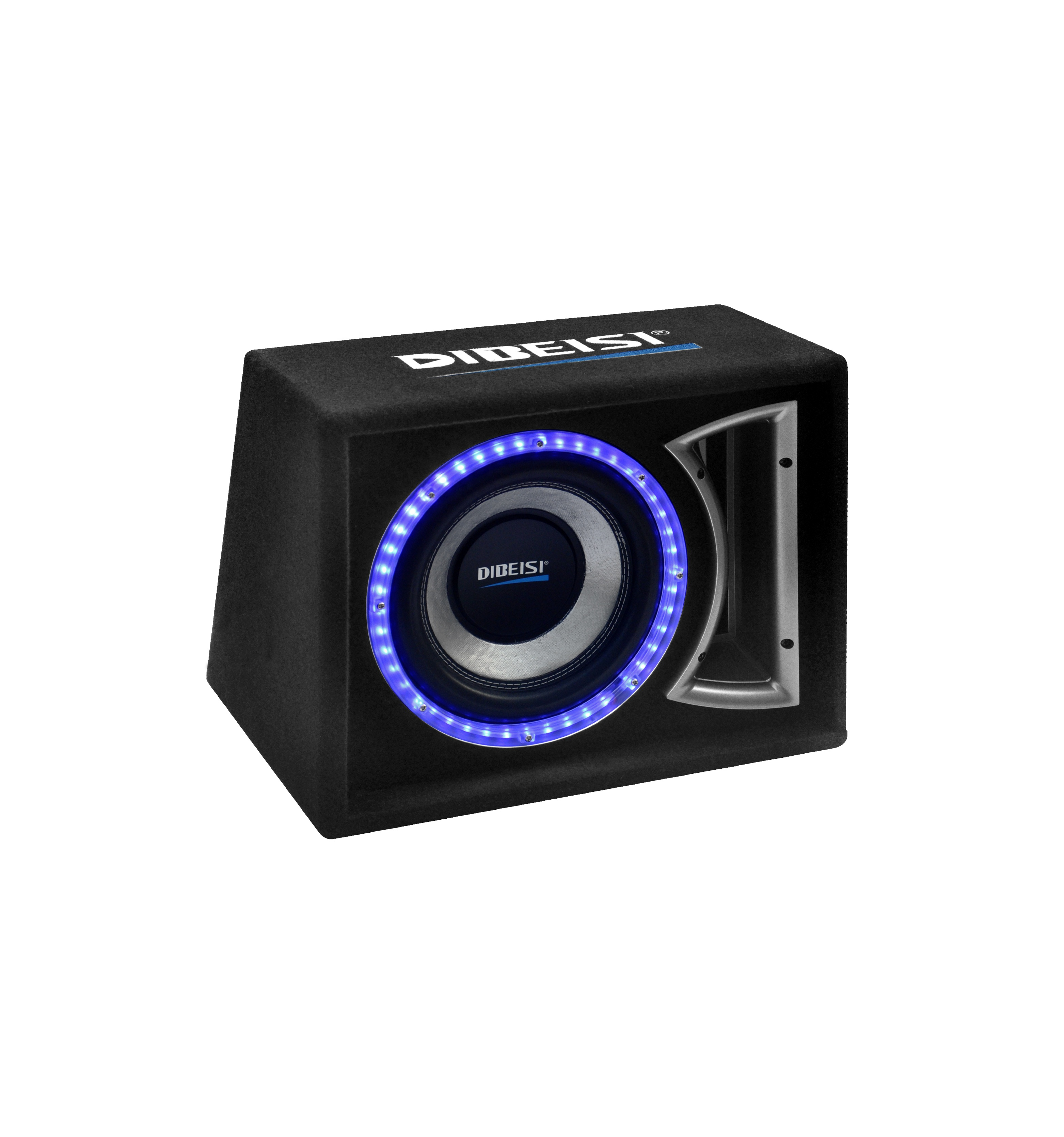8 INCH 400W 10 INCH 500W 12 INCH 600W LED AMPLIFIER SUBWOOFER BOX SYSTEM CP8013 for sale
