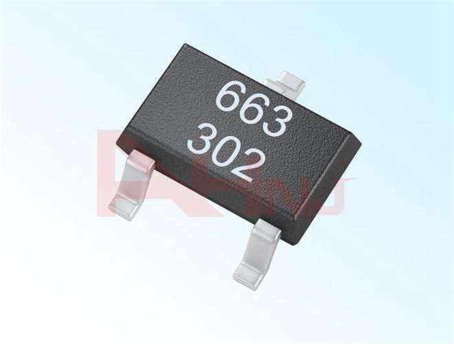 Micropower designing Omnipolar Hall SensorAH3663