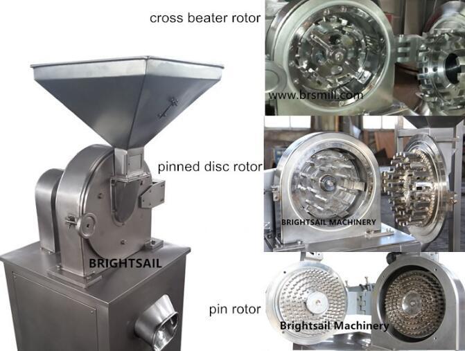 BSU universal crusher