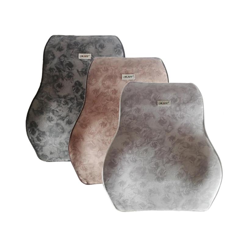 OEM Polyester Car Waist Pillow,Car Relaxing Waist Pillow,Car Headrest Waist Pillow