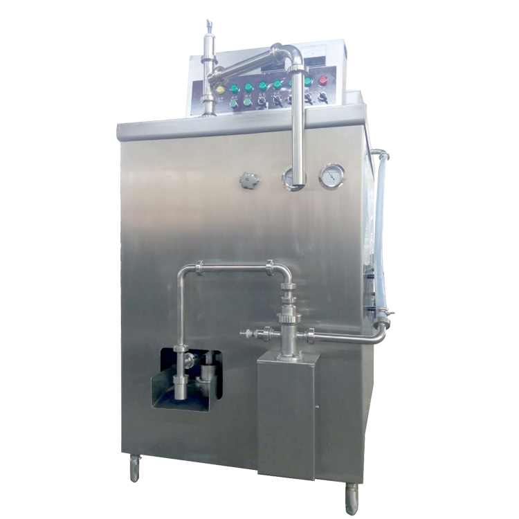 Italian hard continuous freezer ice cream machine hot sale