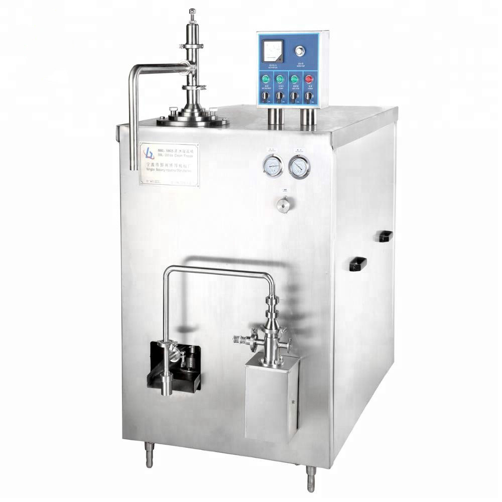 300Litre continuous ice cream freezer sale