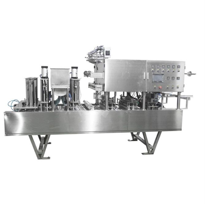 Cup Ice Cream Filling Machine for Sale