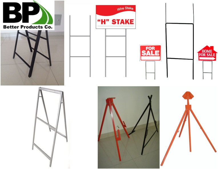 T-55 Tripod Sign Stand