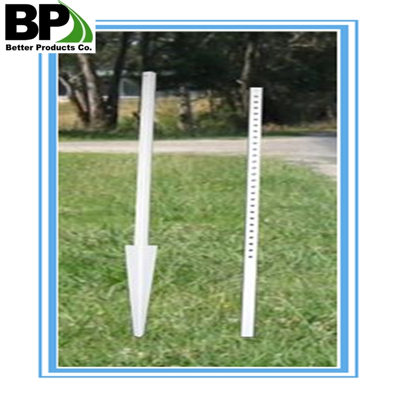 Agricultural Field Sign Post