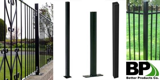 Steel Tube Fence Posts