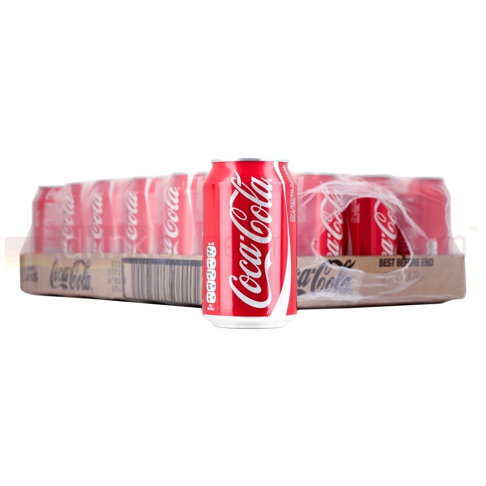 Coca Cola 330 ml Cans