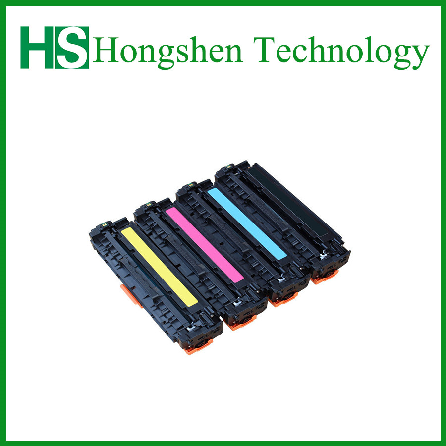 Color Compatible Toner Cartridge  for HP CE410A/CE411A/CE412A/CE413A