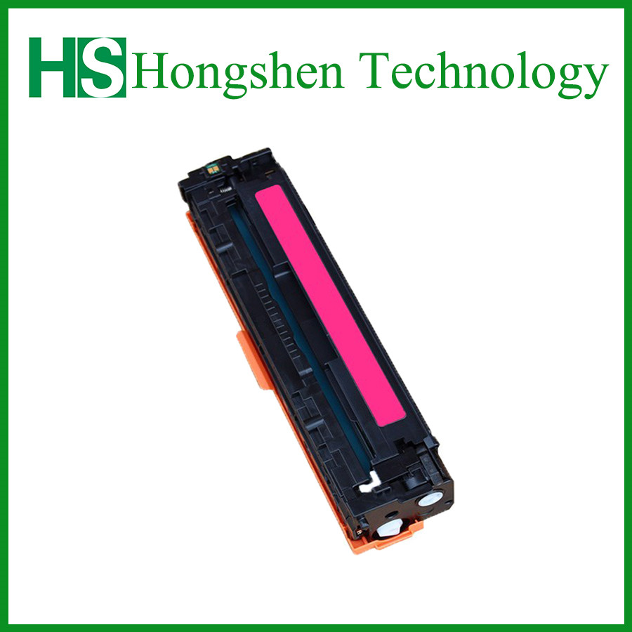 Compatible color toner cartridge for HP 131A-B/C/M/Y