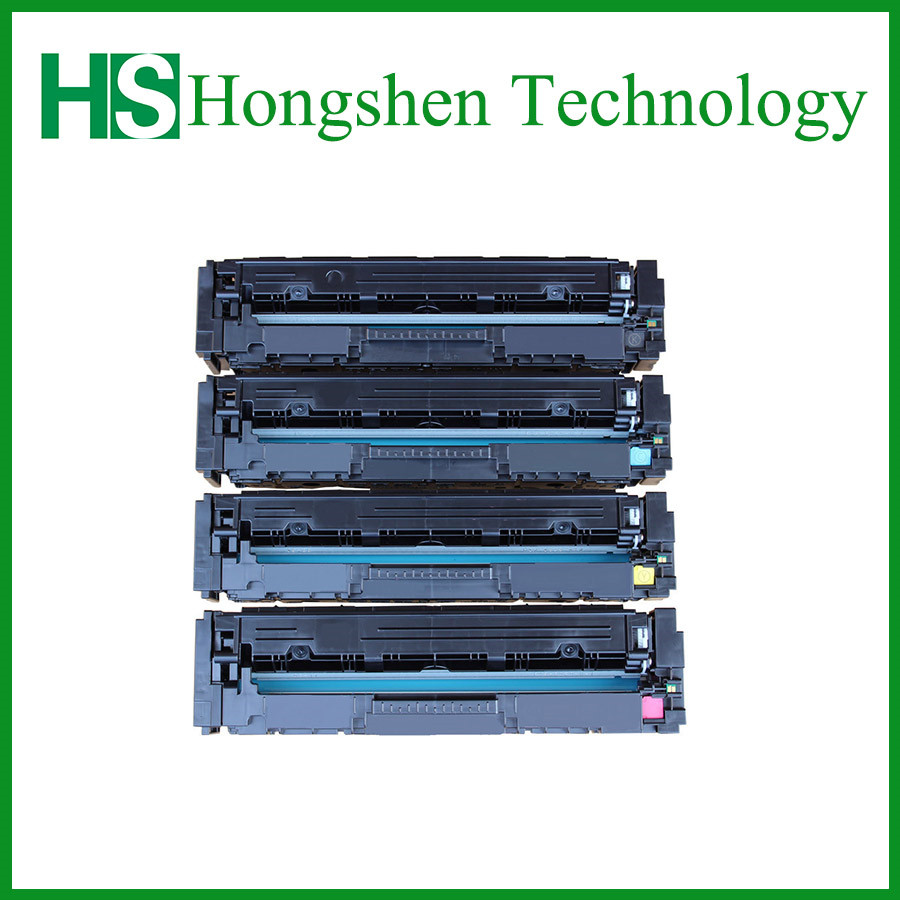 Compatible Color Toner Cartridge For HP 201A-B/C/M/Y