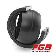 FGB Radial Spherical Sliding Bearings GE80ES GE80DO Spherical Plain Bearings for Dry Cleaning Machine
