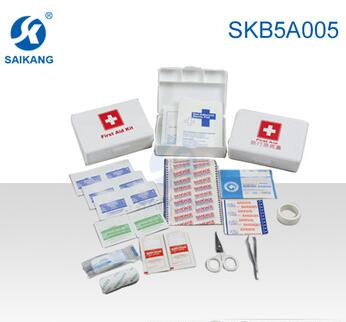 SKB5A005 Commercial Furniture Durable Travel First Aid Kit Instrument Kit