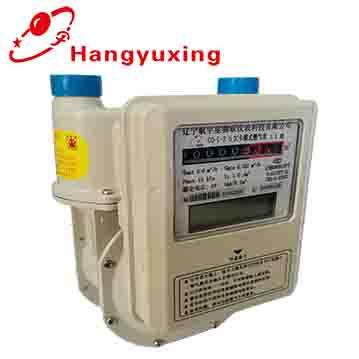 IC Card Prepaid Gas Meter G2.5